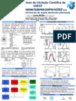Efeito das condições experimentais de síntese nas características estruturais das argilas