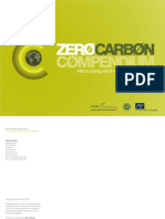 NHBC Foundation - Zero Carbon Compendium Report - 2009