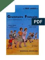 Manuel de Langue Francaise