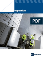 Ball Mill Inspection