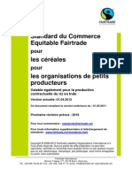 Standard Du Commerce Equitable