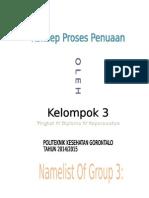 Gerontik - Proses Penuaan