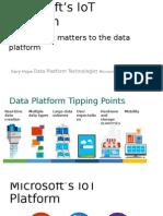 Gary Hope Microsoft s Iot Platform