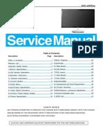 Manual Service Aoc_e943fwsk