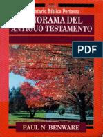 Panorama Del A. Testamento