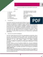 Narración Documentada de Propuesta Pedagogica 2