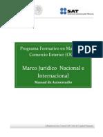 Programa Formativo en Materia de Comercio Exterior