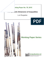 Reygadas - Symbolic Dimension of Inequalities
