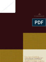 Connaught Bro English - The Connaught, Maybourne Hotel Group, London, United Kingdom