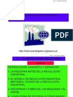 LA REVOLUCIÓN INDUSTRIAL ppt.ppt