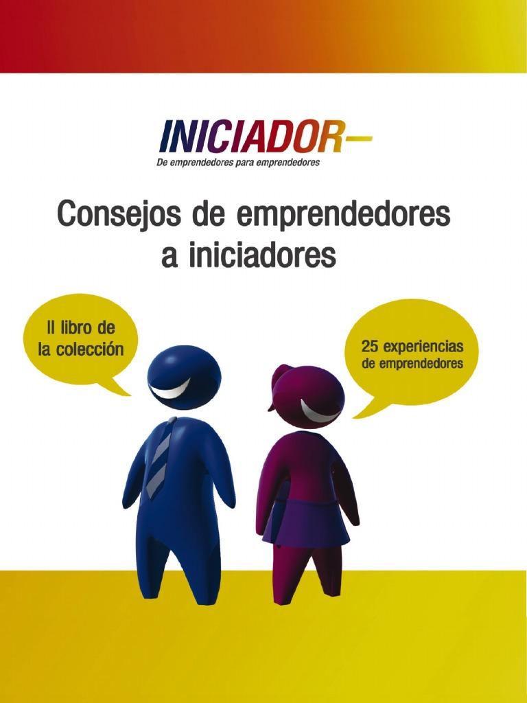 Consejos de Emprendedores a Iniciadores.pdf effde1ce1f49