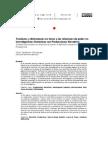 Tensiones y Distensiones en Torno a Las Relaciones de Poder en Investigaciones Feministas Con Producciones Narrativas