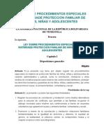 LEY SOBRE PROCEDIMIENTOS ESPECIALES EN.docx