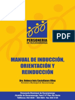 cartilla induccion