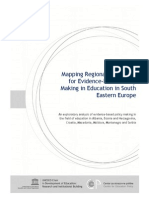 1 2012Mapping Regional Capacities for Evidence-based Policy Making 01