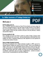 Hélder Inocêncio Press Kit d'Autor