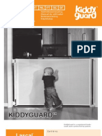 KiddyGuard-800 Owner Manual DE EN ES FR NL PT SE SF