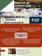 Primer Bar y Restaurante