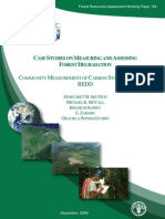 Measuring and Assessing Forest Degradation