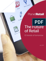 The Future of Retail - 10 Trends of Tomorrow