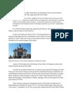 History of Constanta