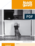 KiddyGuard-800 Owner Manual US CA