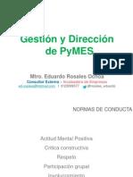Gestion y Direccion de PyME