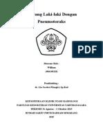 Laporan Kasus Pneumotoraks
