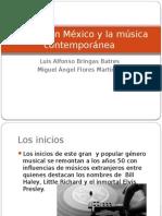 El Rock en México y la música contemporánea.pptx