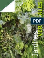 Jardines verticales Urbanarbolismo