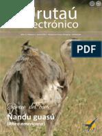 URUTAU ELECTRONICO - No 1 - ENERO 2013 - GUYRA PARAGUAY - PORTALGUARANI