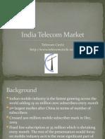 India Telecom Market