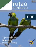 URUTAU ELECTRONICO - No 7 - JULIO 2013 - GUYRA PARAGUAY - PORTALGUARANI
