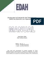 test EDAH