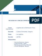 Informe Final - Logística