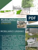 Presentación sobre Mobiliario Urbano