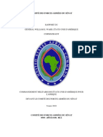 US Africa Command (AFRICOM) Posture Statement French Version