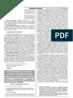 Res. Sbs Nº 6167-2015 - Declara en Régimen de Intervención a La Derese