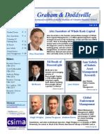 Graham & Doddsville_Issue 25