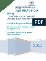 TP5 Analisis de CBA (Prost Alan, Brian)