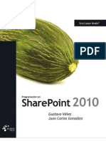 Programacion en SharePoint 2010