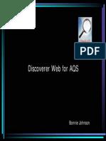 Discoverer Web Training