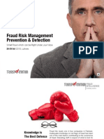 Fraud Risk Manahement