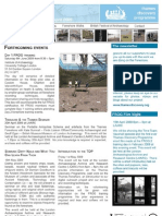 TDP Newsletter Spring 2009