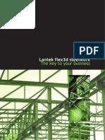 Lantek Flex3d Steelwork 4p (EN-UK)