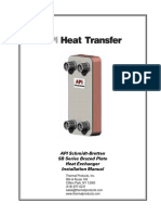 Schmidt-Bretten Brazed Plate Installation and Maintenance Ma