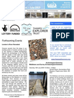 TDP Newsletter Summer 2009