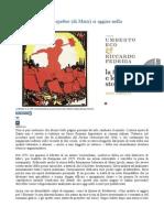 Umberto Eco Uno Spettro Di Marx Si Aggira Nella Globalizzazione