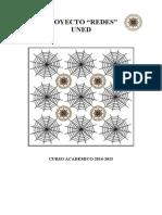 Proyecto Redes UNED Historia Contemporánea II
