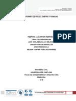 Granulometria y Humedad